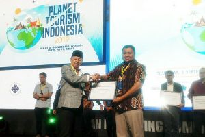 TN Kelimutu Raih Gold Winner Planet Tourism